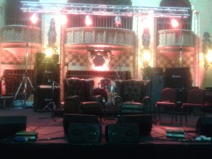 The Literary Stage. Rebellion 2014